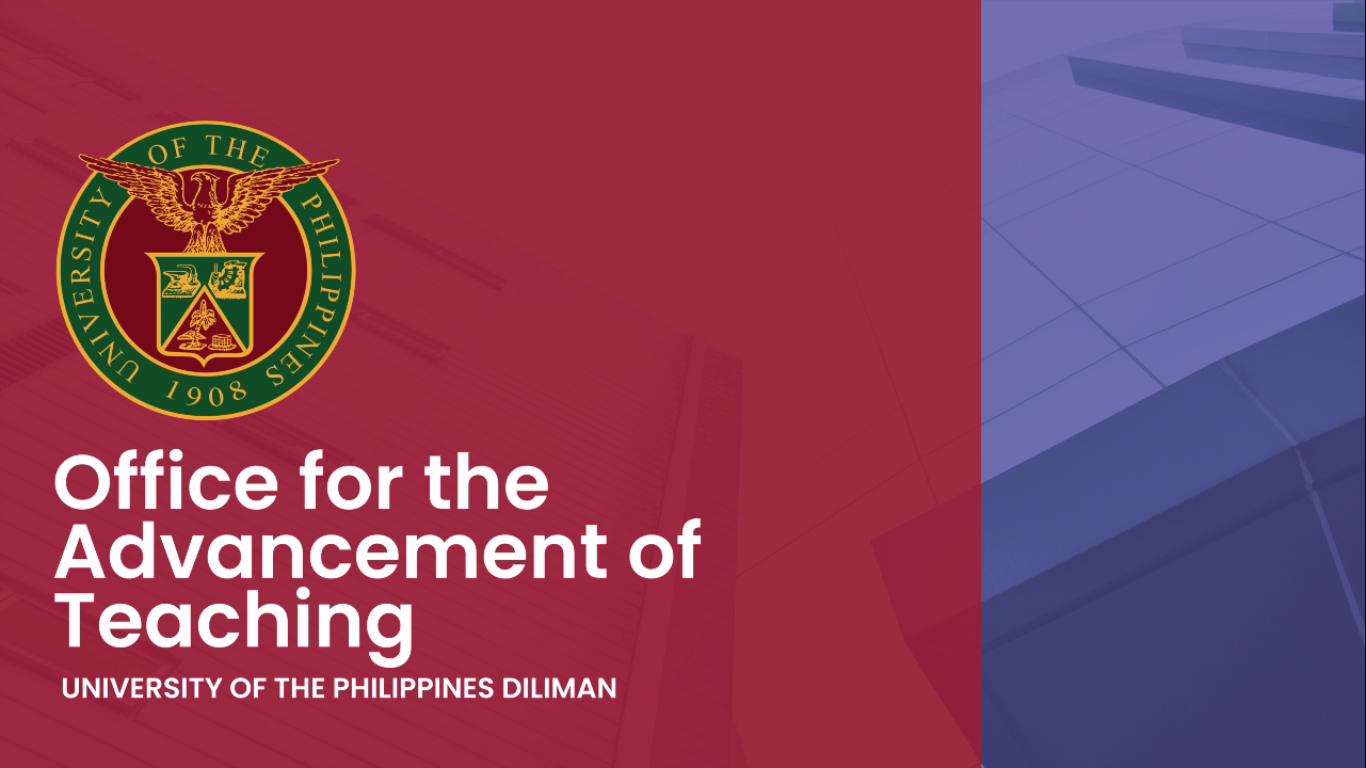Office for the Advancement of Teaching (OAT) Diliman