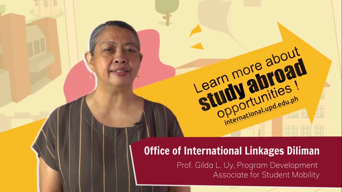 Office of International Linkages (OIL) Diliman